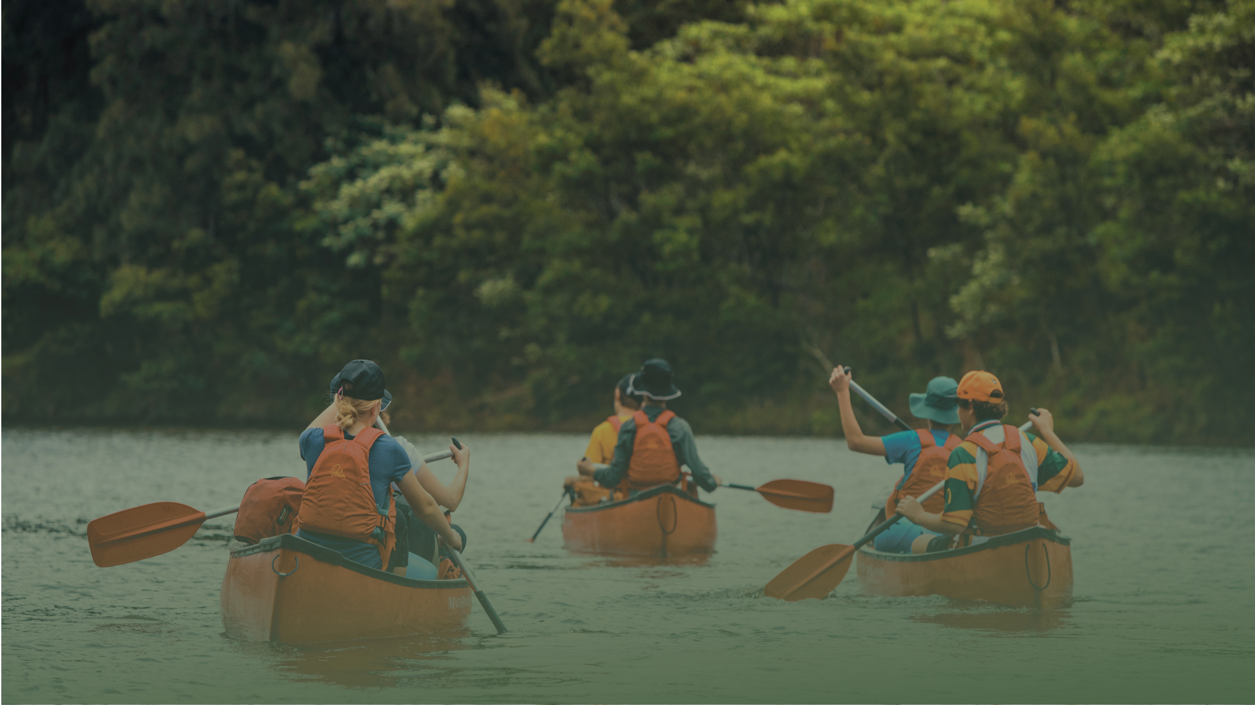 NSW Canoe Header Green