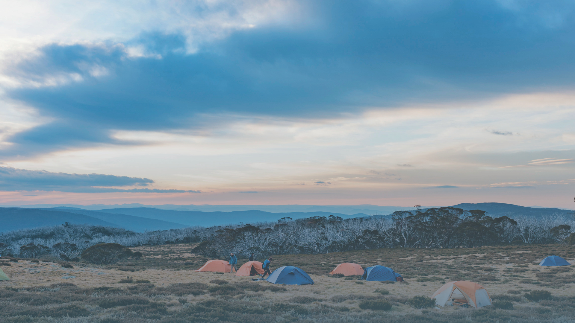 VIC journey High Plains Camp blue